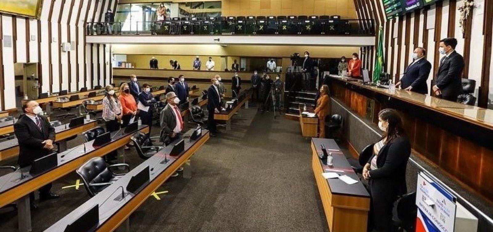 Alba pauta afastamento de Alden e PL que autoriza governo a transferir crédito de precatório