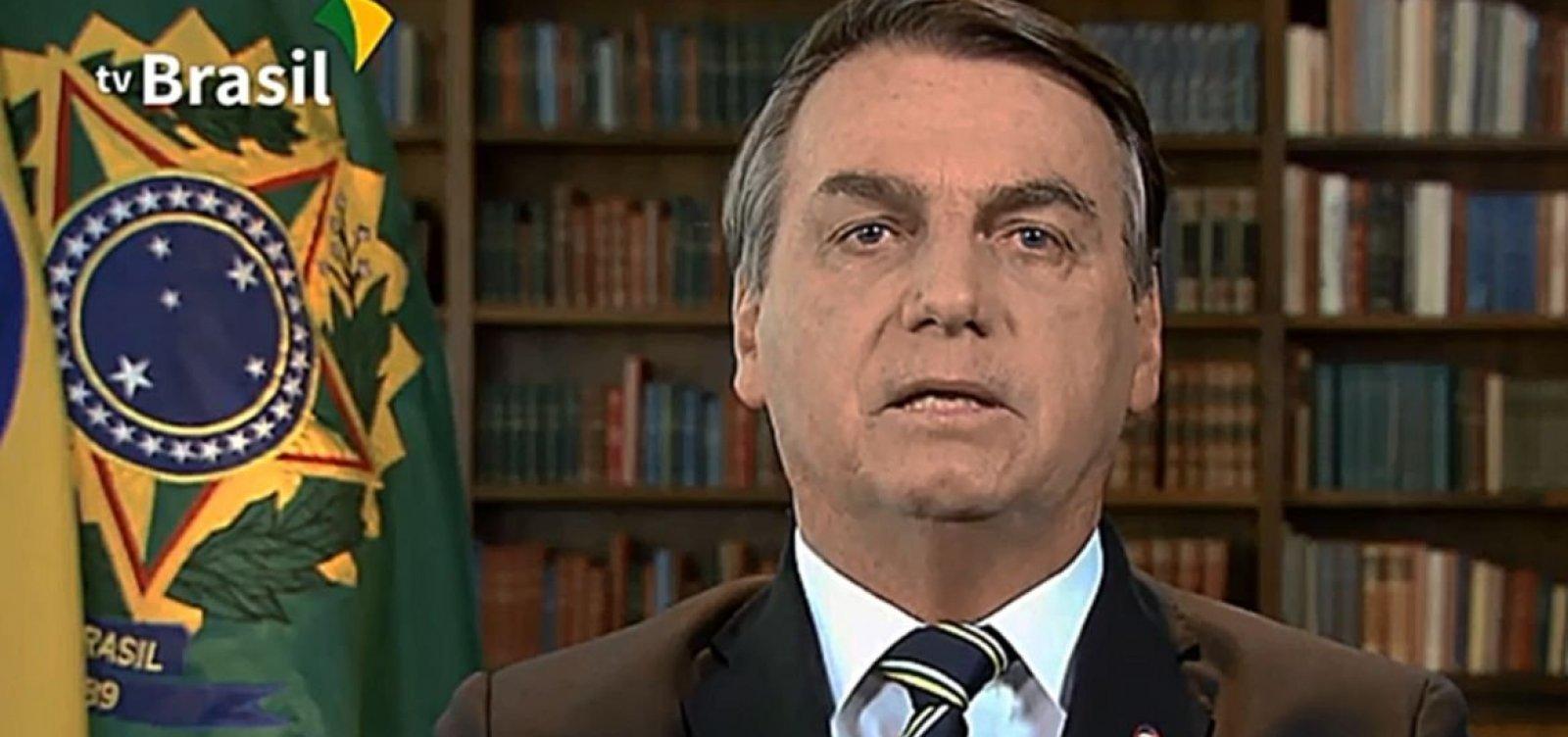 Acuado, Bolsonaro discursará na ONU sobre vacinação e meio ambiente