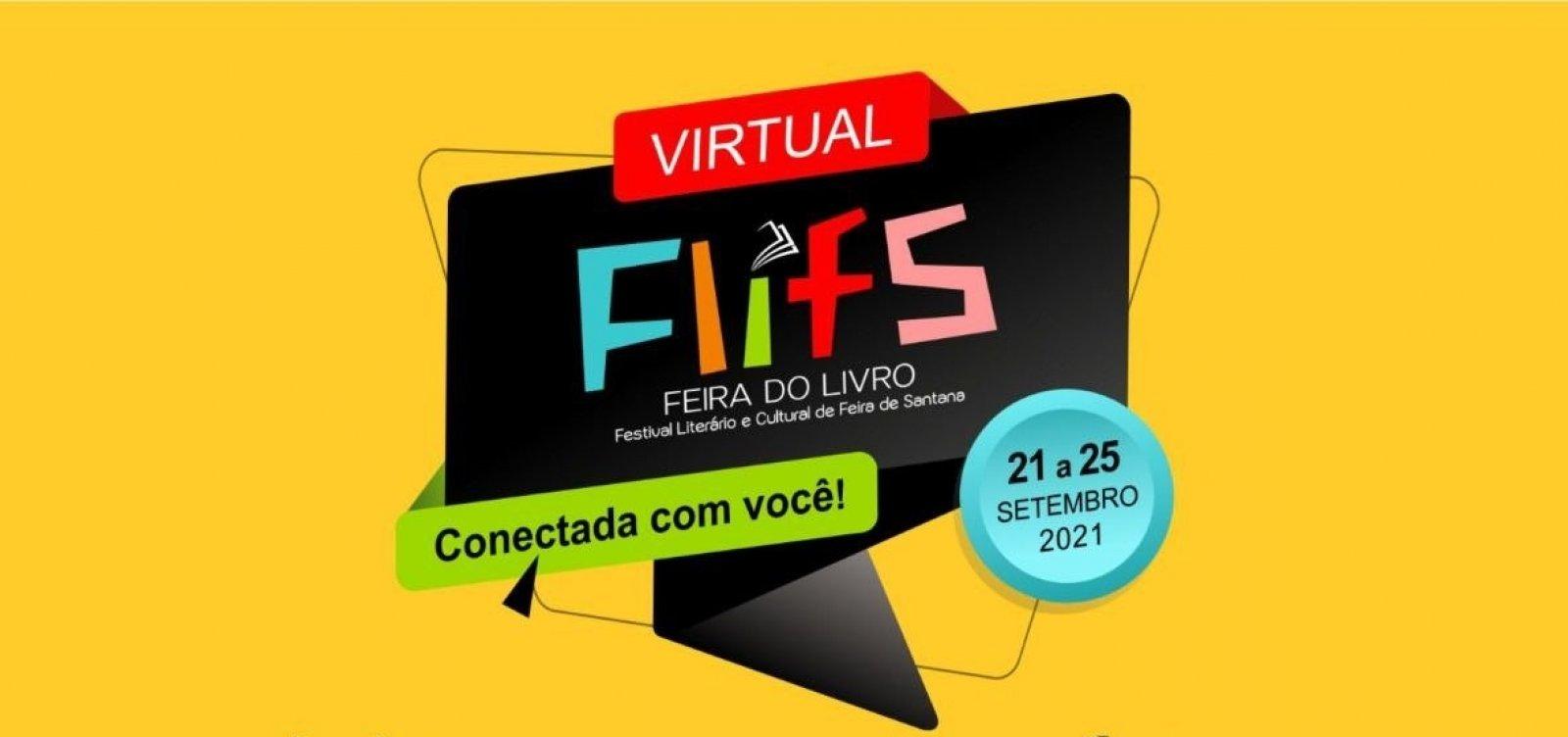 Com lançamentos exclusivos, 14ª Festival do Livro de Feira de Santana começa nesta terça