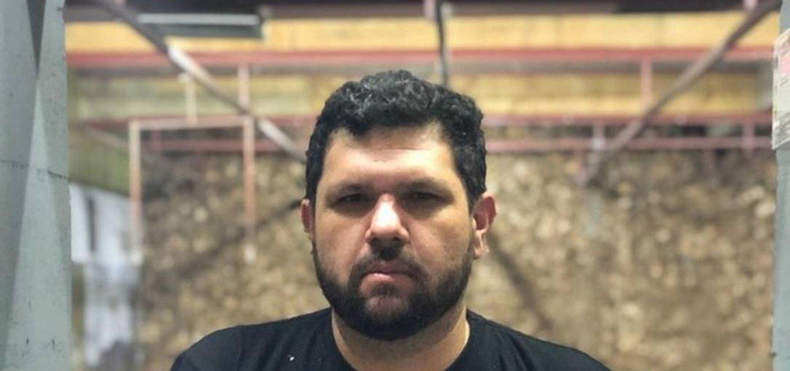 Alexandre de Moraes revoga prisão do militante bolsonarista Oswaldo Eustáquio