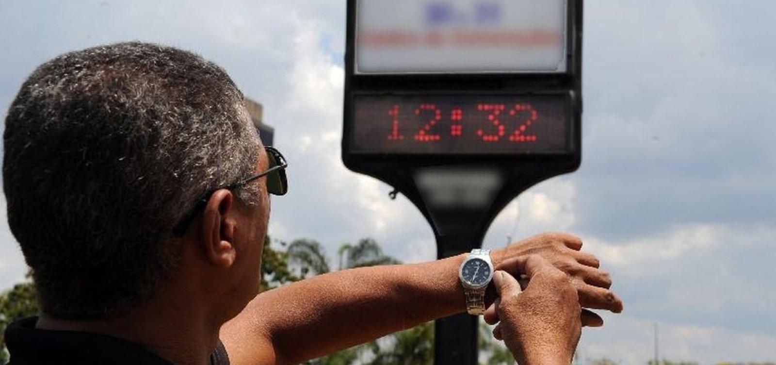 Datafolha: 55% dos brasileiros apoiam volta do horário de verão