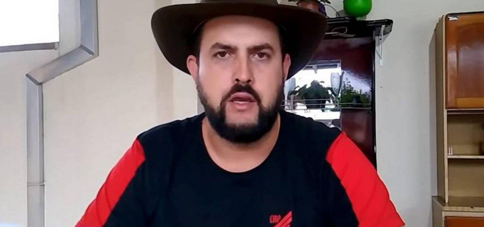 Alexandre de Moraes mantém ordem de prisão contra líder caminhoneiro Zé Trovão