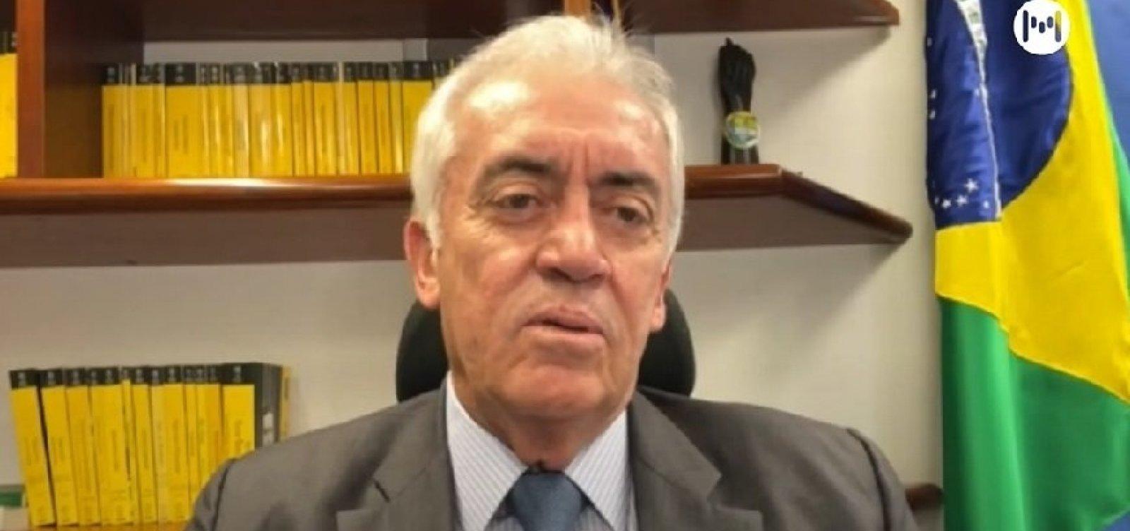 Não serei candidato a vice-governador, diz Otto ao rejeitar composição defendida por Lula