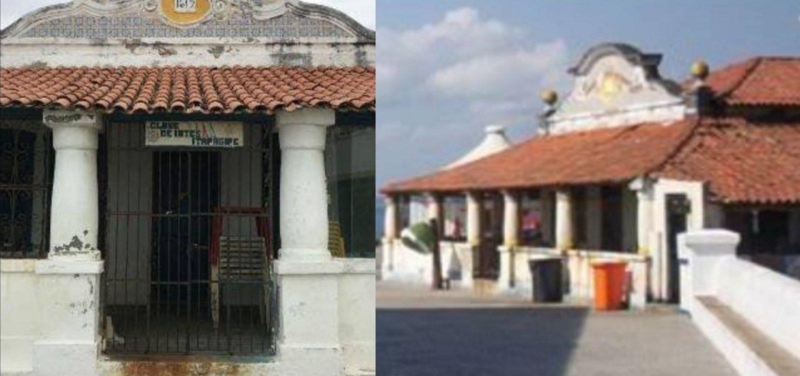 Datada de 1619, casa mais antiga de Salvador virou bar e corre o risco de ruir sem manutenção