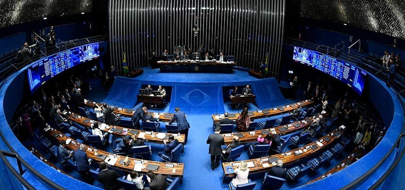 Sem coligações, Senado aprova PEC da reforma eleitoral