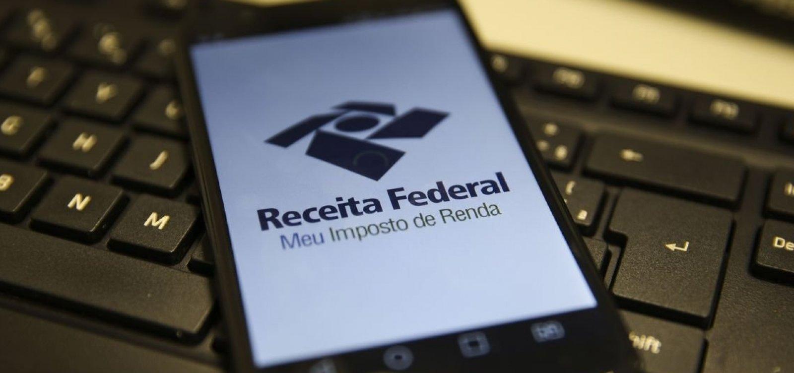 IR: Receita libera consulta a quinto lote de restituição nesta quinta-feira