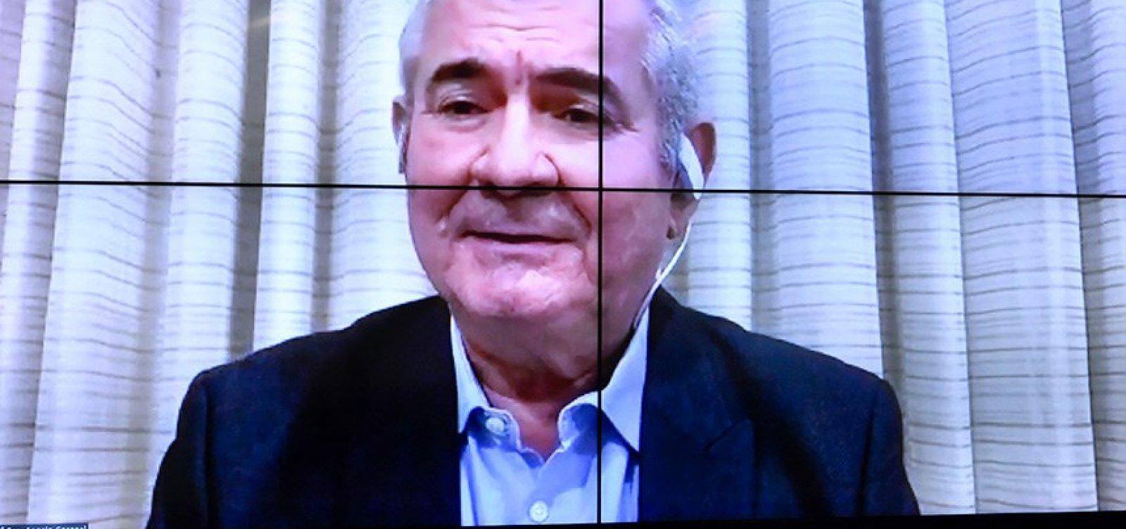"""CPMI das Fake News deve voltar em novembro para não perder o """"foco"""", diz Coronel"""