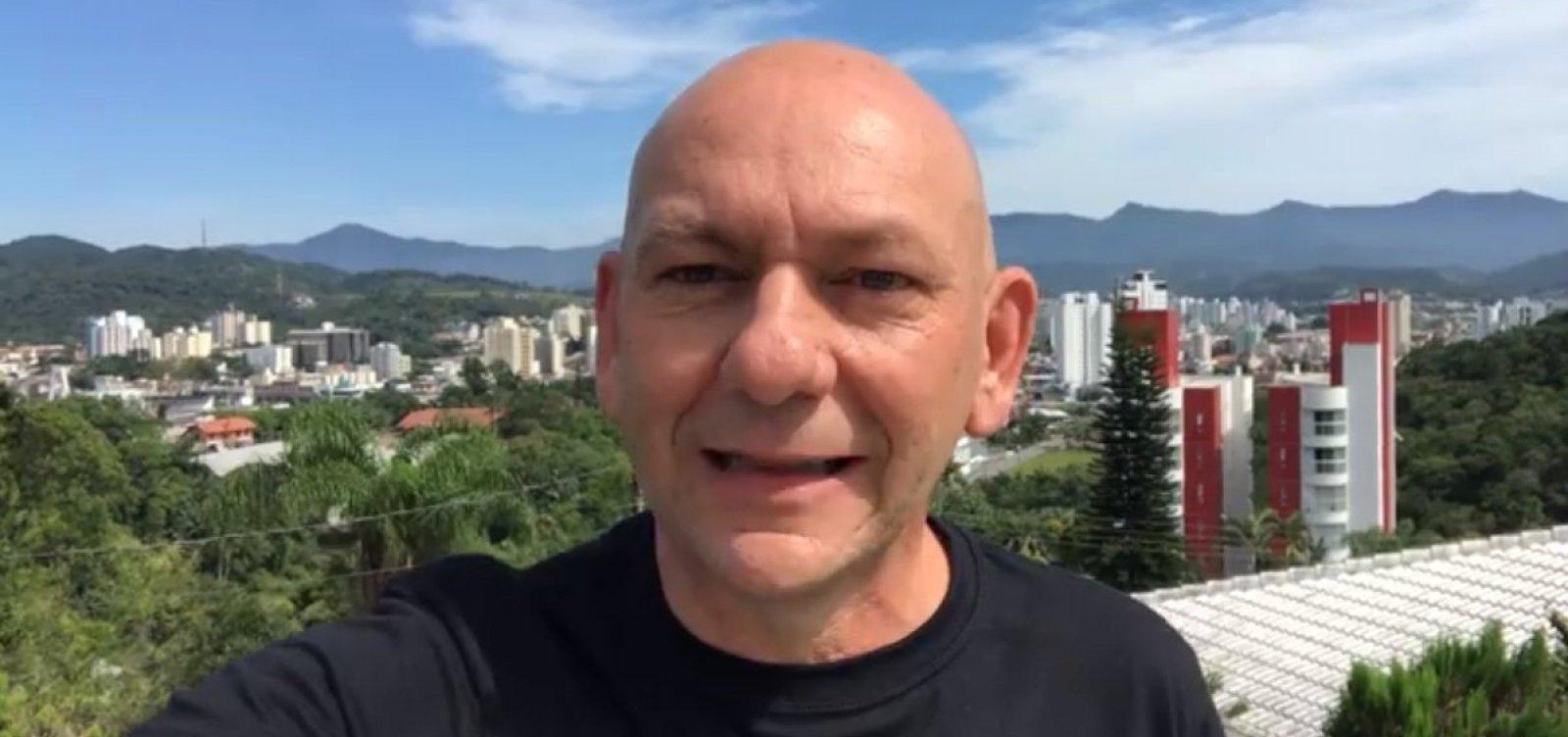 """""""Será um prazer"""" depor na CPI da Covid, diz Luciano Hang após ser convocado"""