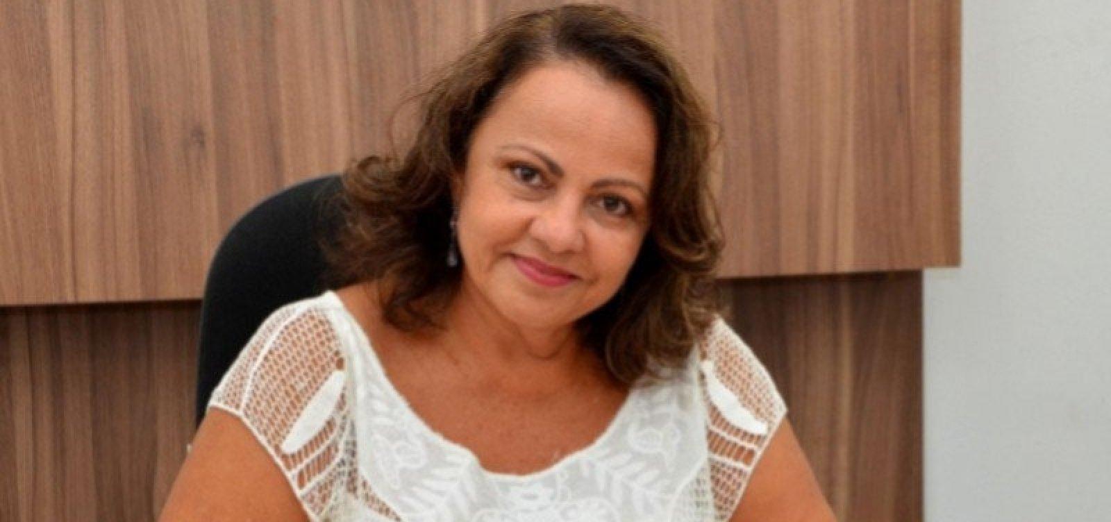 Ex-vereadora Aladilce assumirá presidência do PCdoB em Salvador