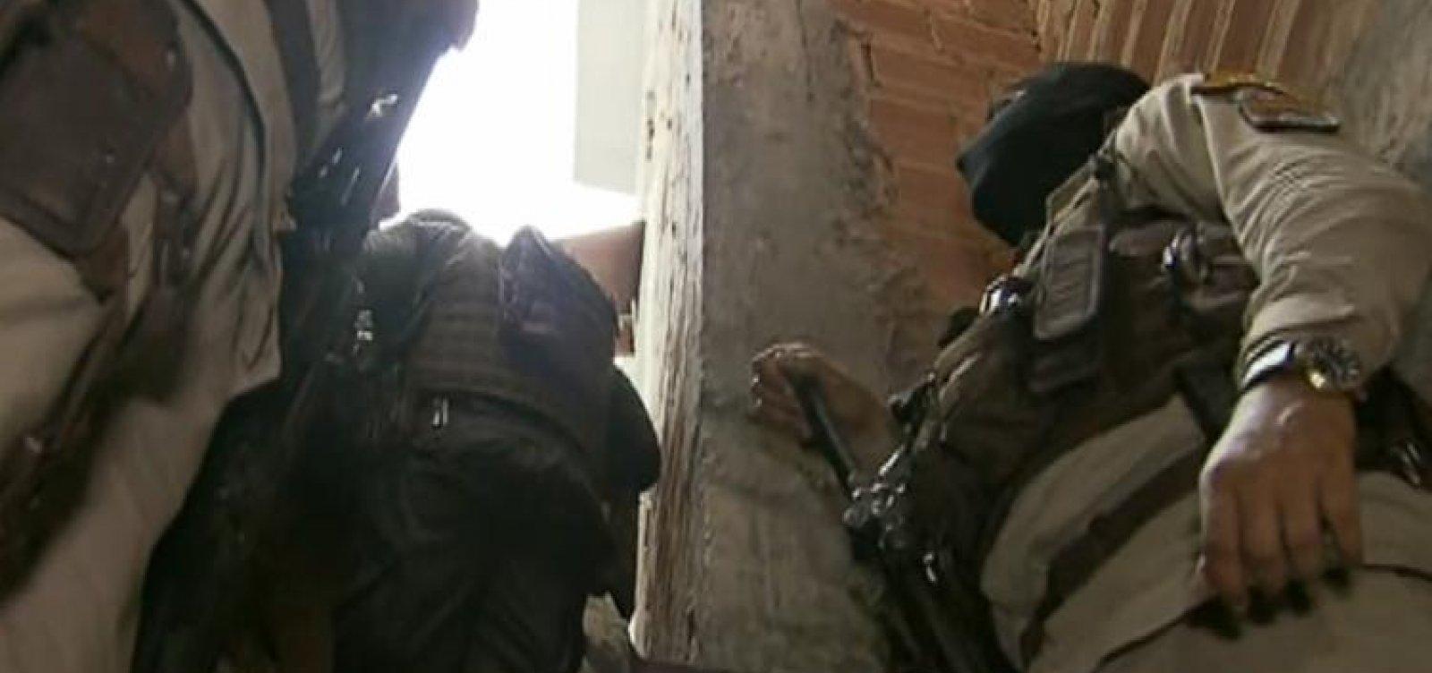 Idosa feita refém por criminosos em Brotas é liberada após ação da polícia