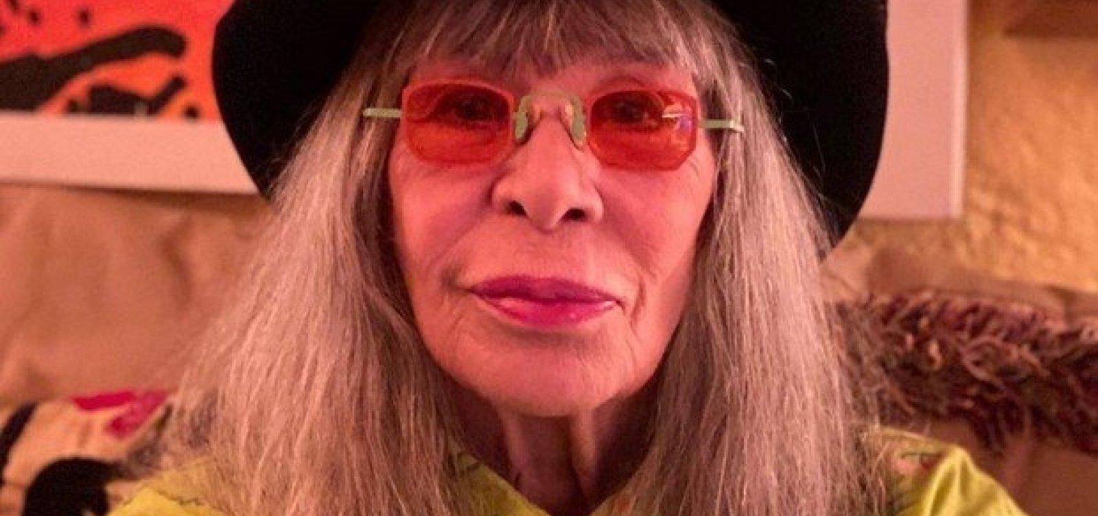 Rita Lee anuncia música inédita e deve virar enredo de carnaval em 2023