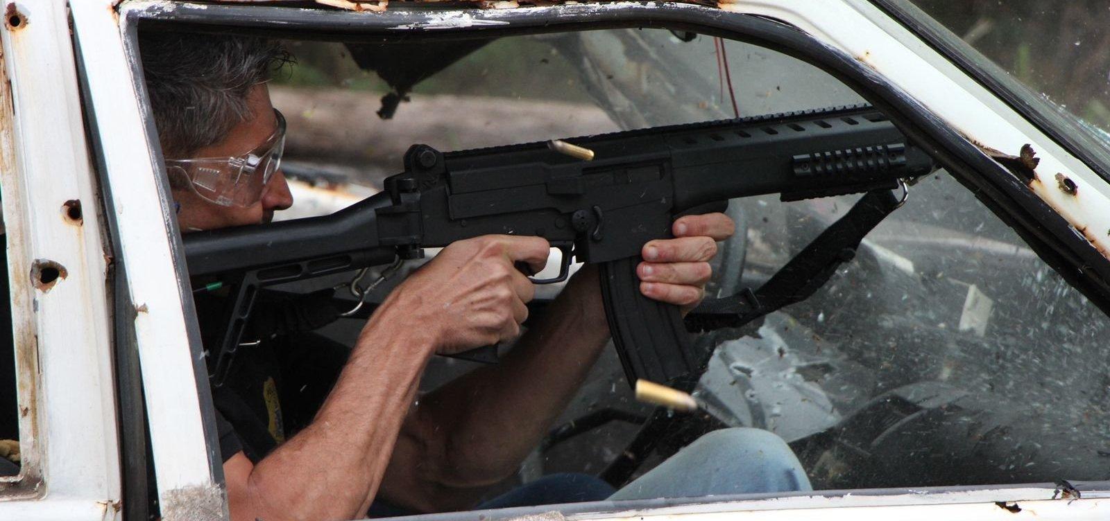 Polícia baiana treina agentes de escolta do procurador-geral da República