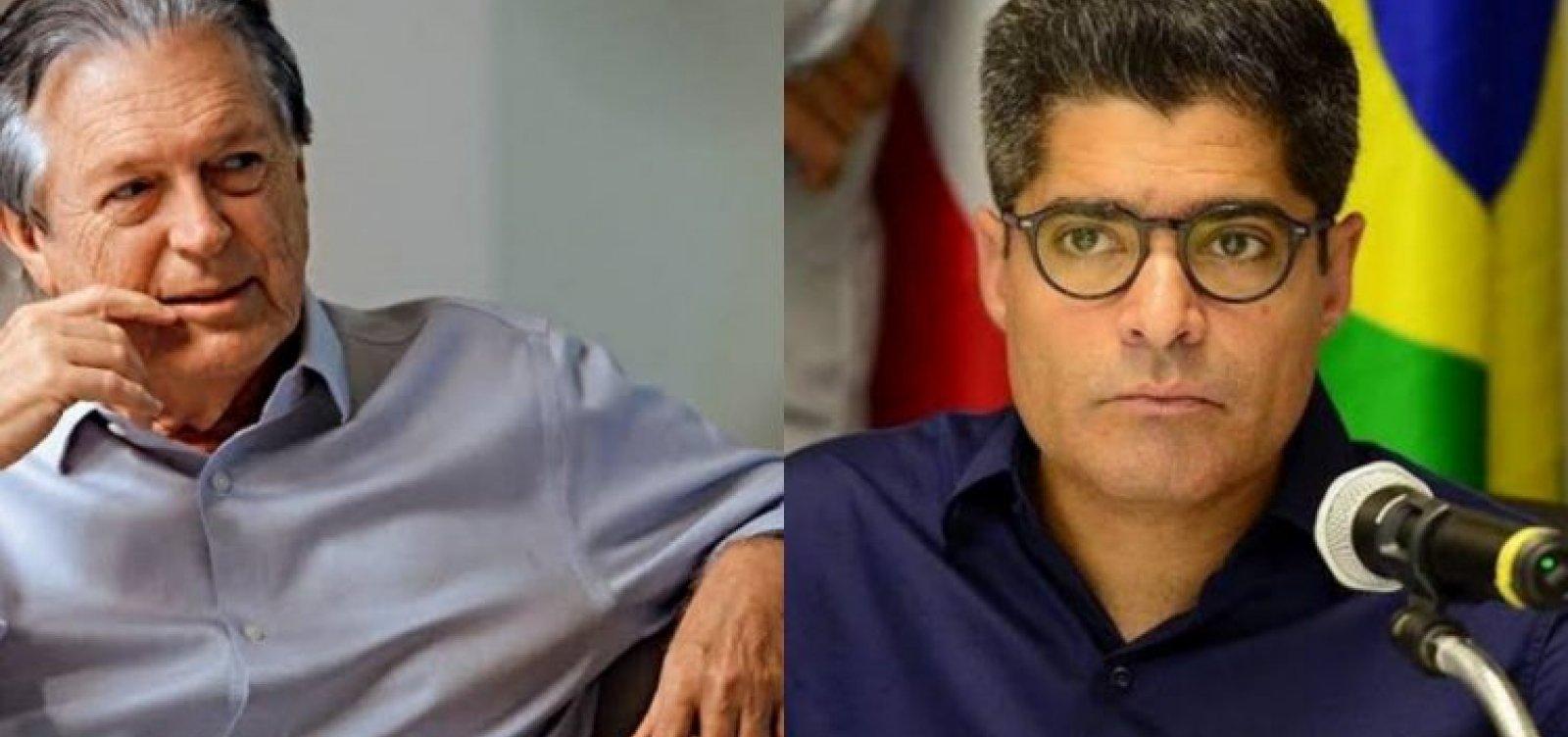 Fusão DEM-PSL: ACM Neto confirma que Bivar ficará com comando do novo partido