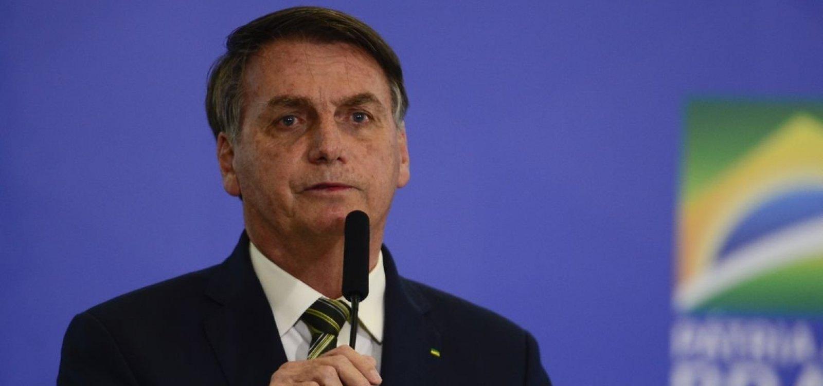 """Bolsonaro diz que extrapolou em atos golpistas e promete não """"melar"""" eleição"""