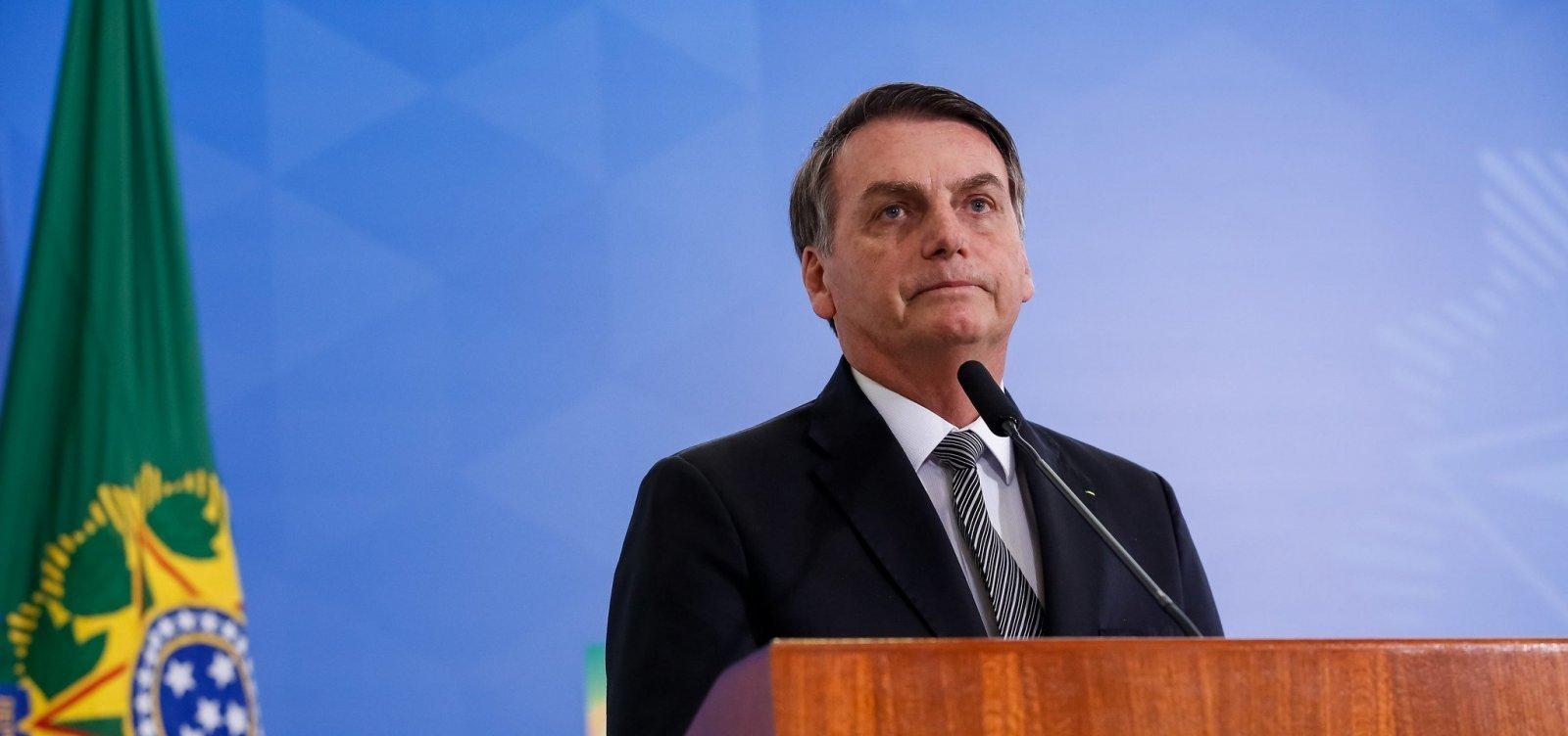 """Em evento da ONU, Bolsonaro diz que país enfrenta crise hídrica com """"planejamento e transparência"""""""