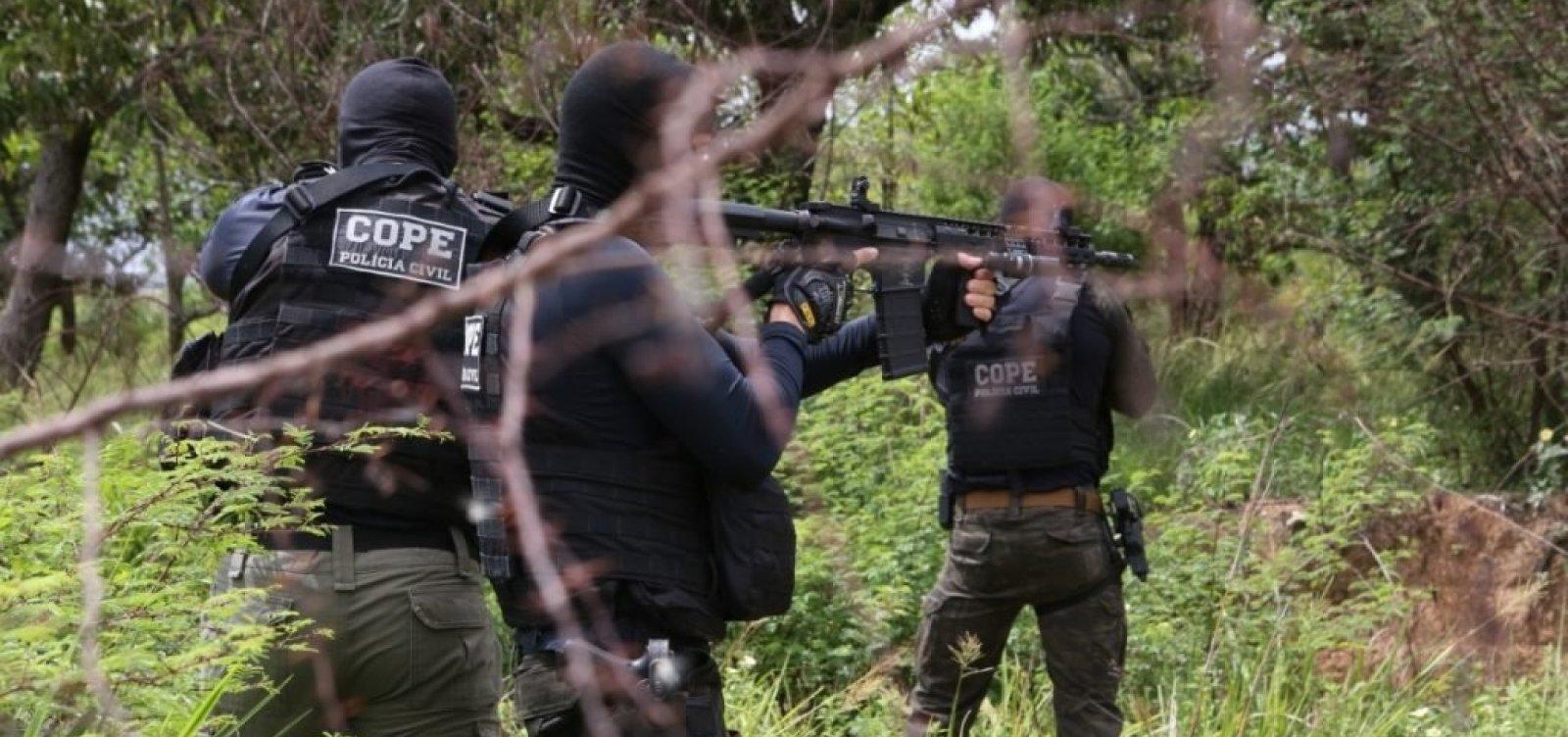 Suspeito de tentar matar delegado em Aracaju é preso em Salvador