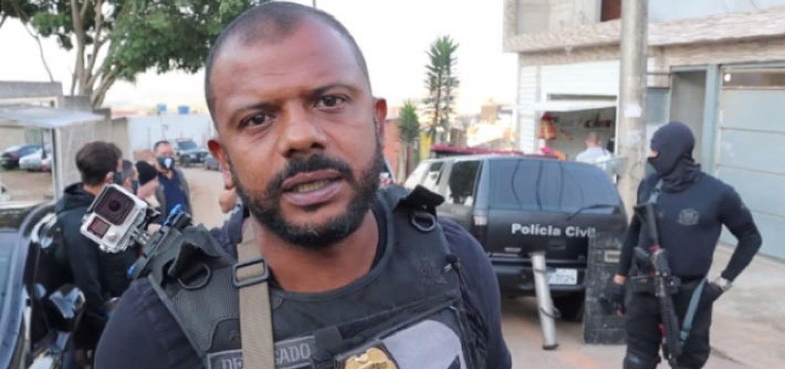 """Delegado youtuber """"Da Cunha"""" é indiciado por suspeita de crime de peculato"""