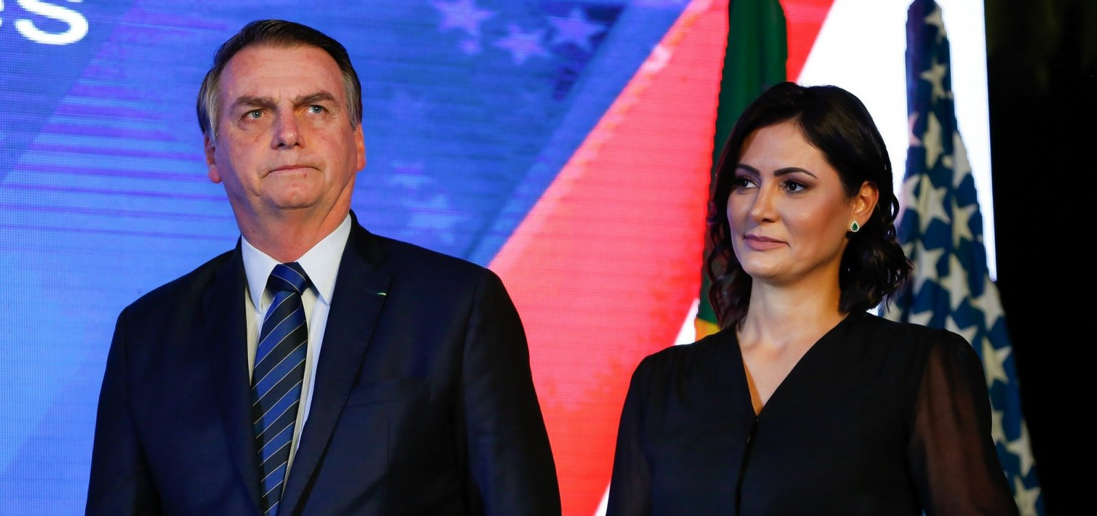 Planalto diz que Michelle respeita sistema de saúde brasileiro após se vacinar contra Covid nos EUA