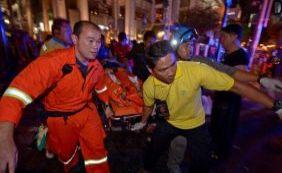 Ataques matam uma pessoa e deixam sete feridas na Tailândia