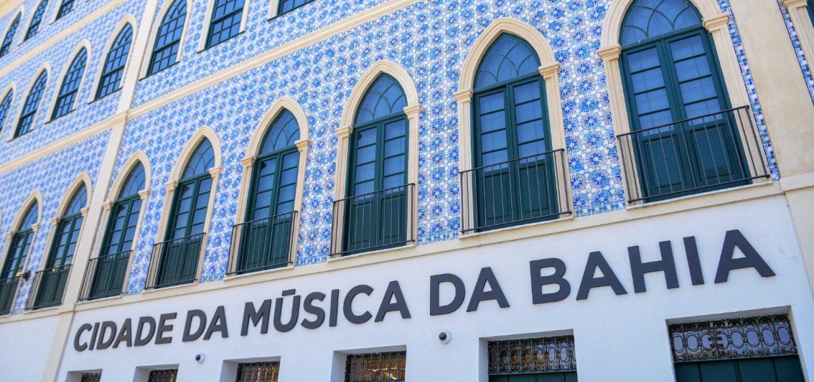 Cidade da Música atinge lotação máxima no primeiro final de semana