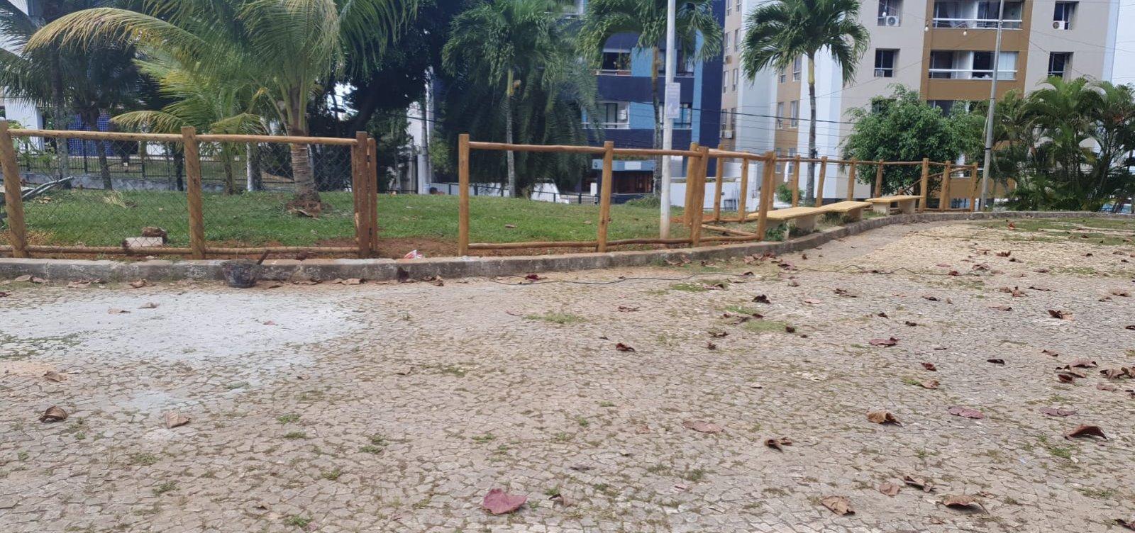 Moradores do Rio Vermelho vivem terror com arrastão em praça