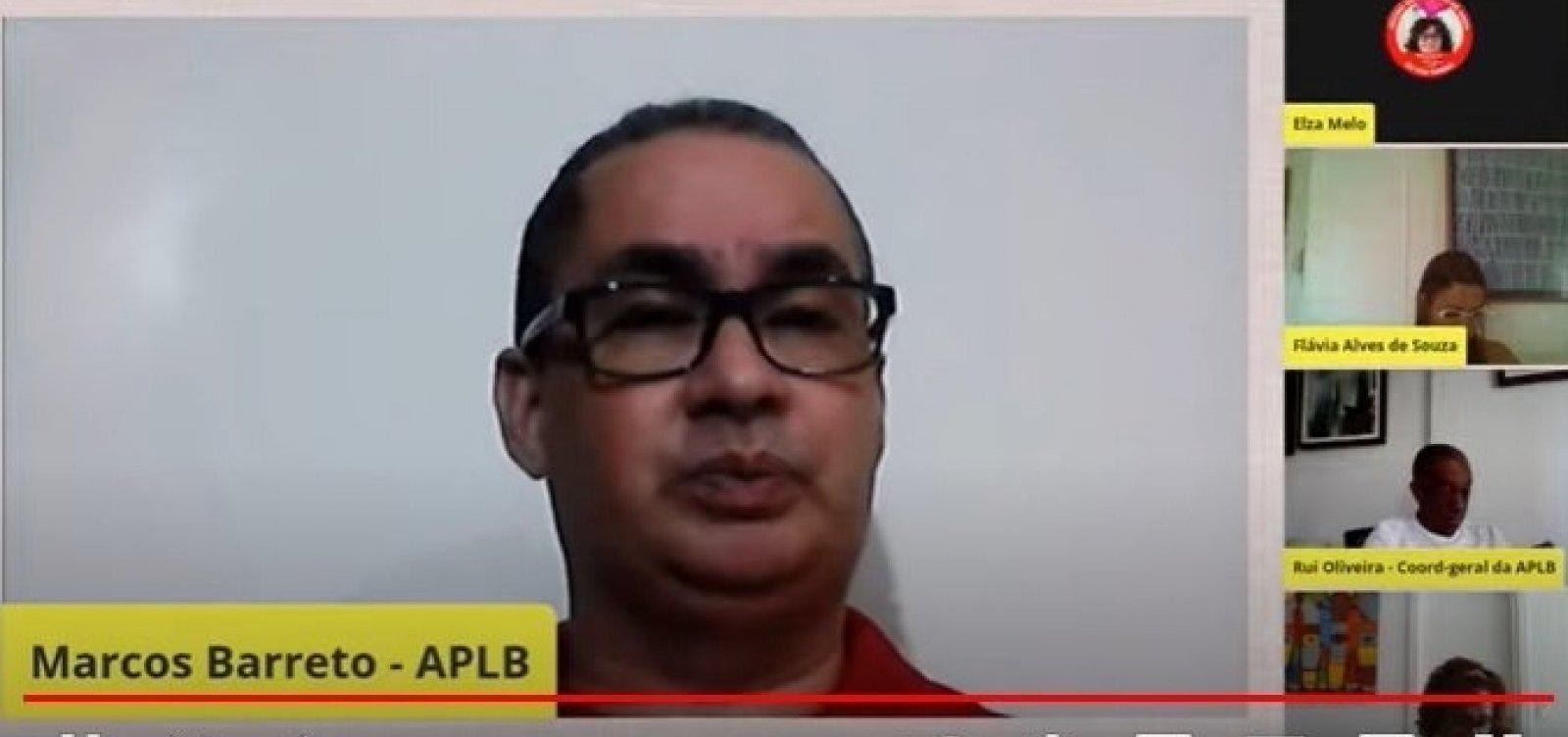 Professores definem em assembleia virtual se retornam ao modelo 100% presencial em Salvador