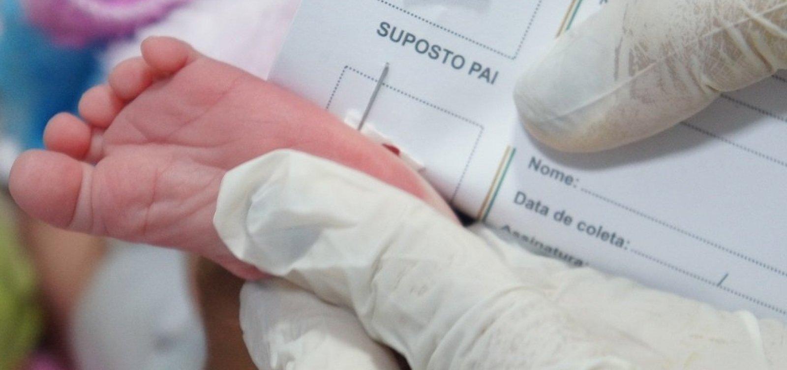Como estímulo à paternidade, mutirão de exames de DNA é realizado em Conceição de Coité