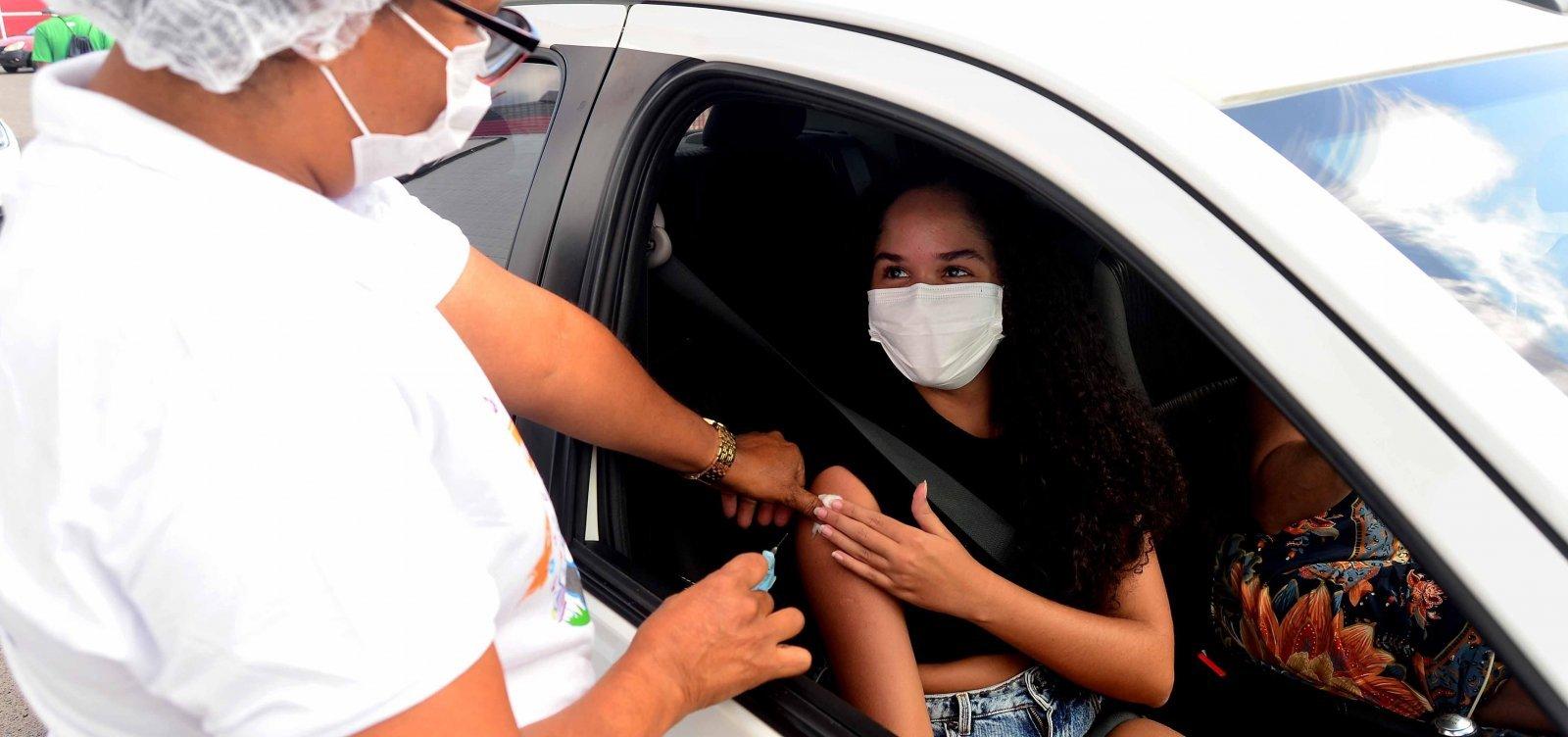 Salvador inicia aplicação da 3ª dose em pacientes em hemodiálise