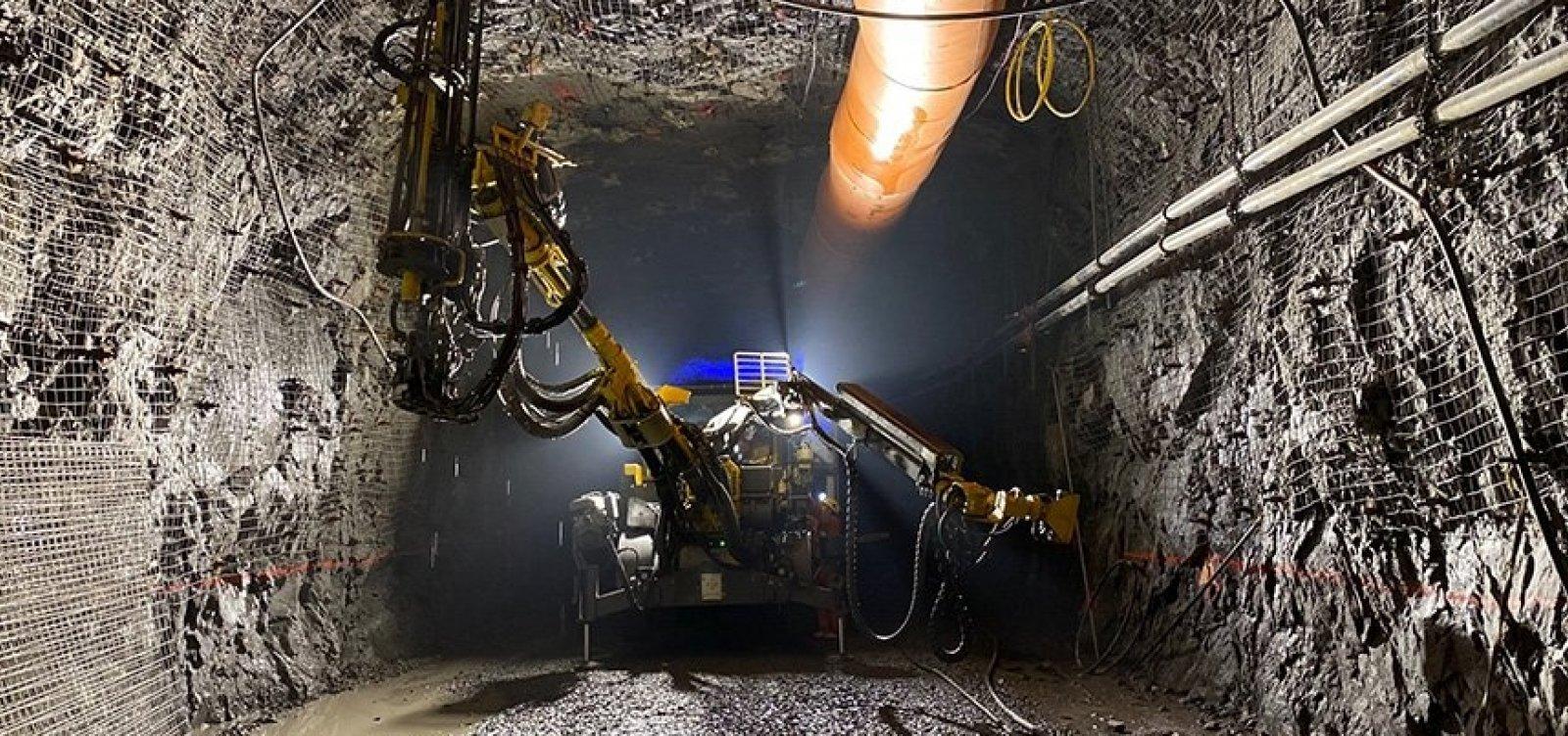 Vale resgata 33 dos 39 trabalhadores que estavam presos em mina no Canadá