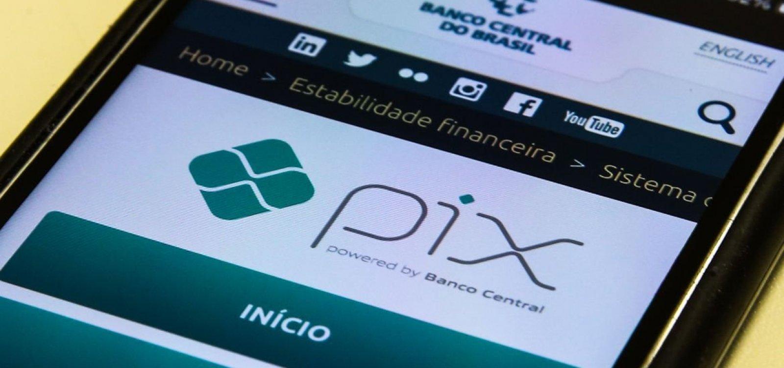 Bancos poderão bloquear recursos de usuários por 72 horas em caso de suspeita de fraude no PIX