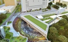 Complexo do TCA será entregue em maio com programação de três dias, diz Rui