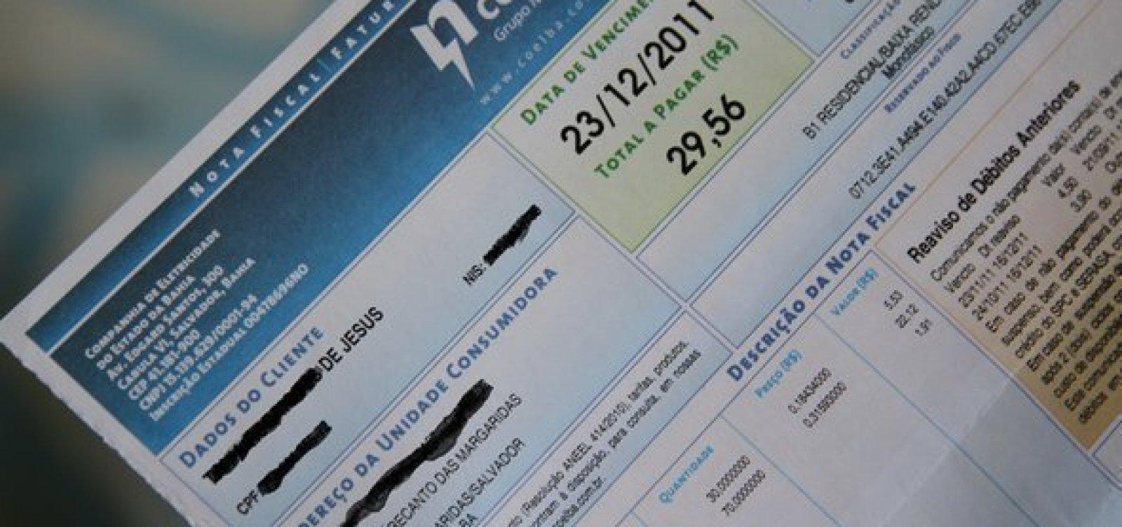 Corte de energia por falta de pagamento da conta de luz volta a ser permitido a partir de outubro