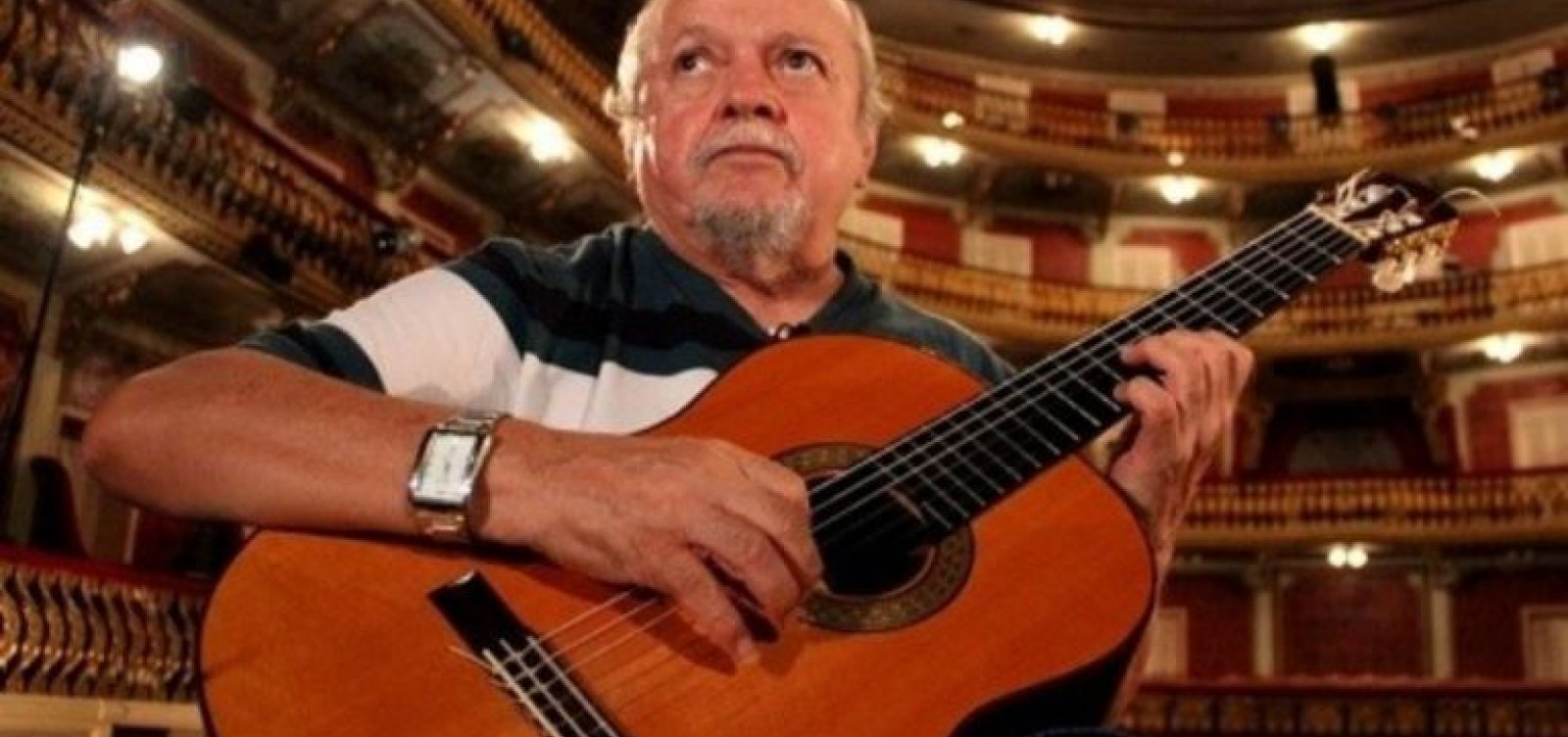 Morre o violonista Sebastião Tapajós aos 79 anos