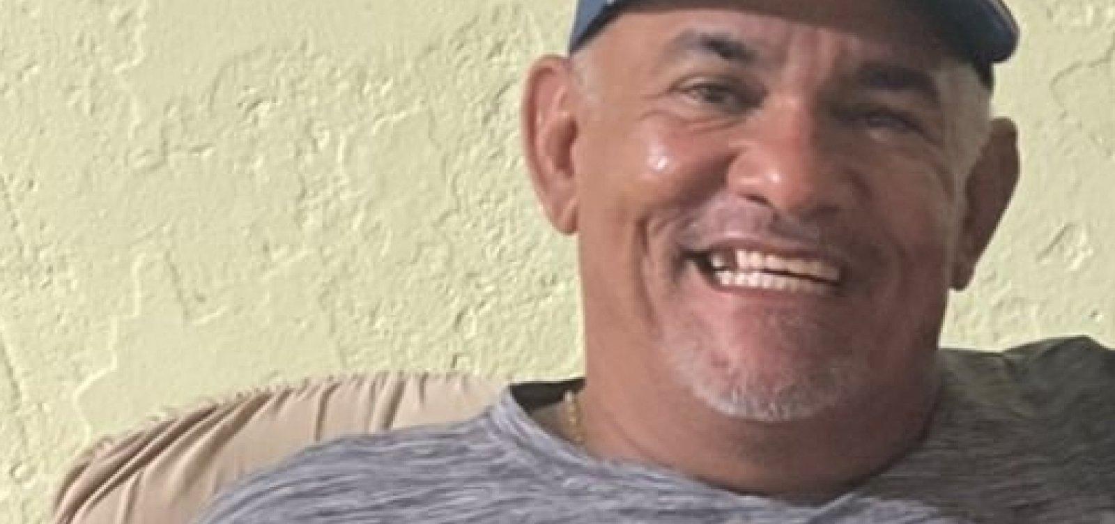Família procura sargento da reserva sequestrado por homens armados em Salvador