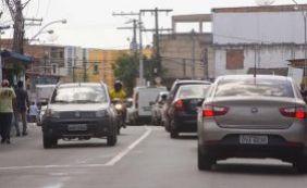 Confira o trânsito na capital baiana na manhã desta quarta
