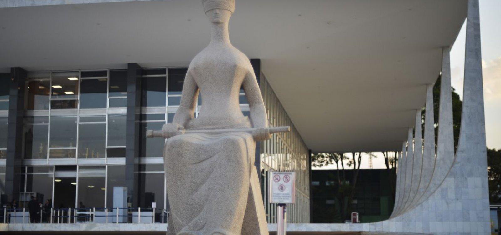 STF mantém lei que proíbe realização de showmícios
