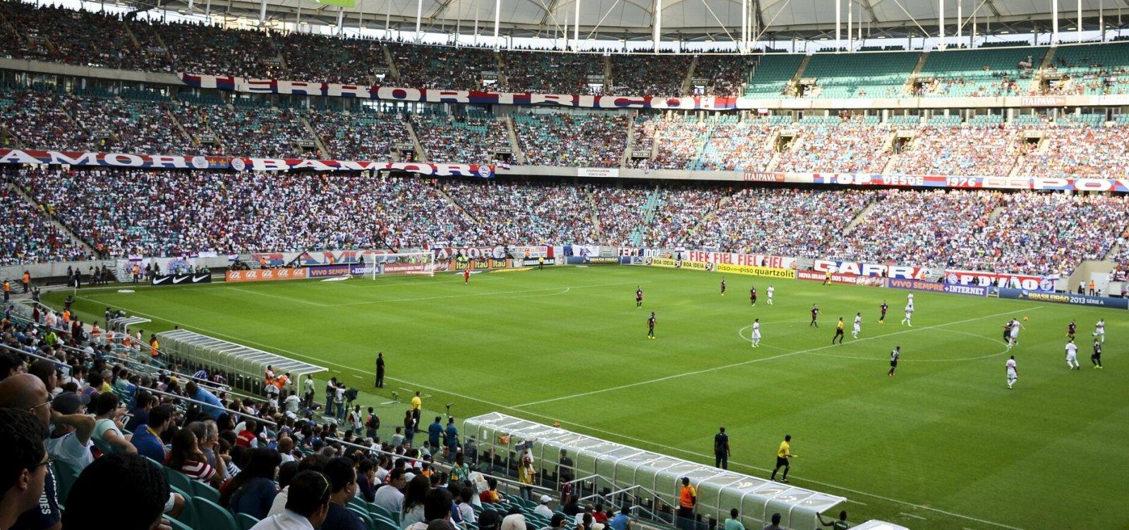 Rui Costa libera presença de público nos estádios limitado a 30% da capacidade