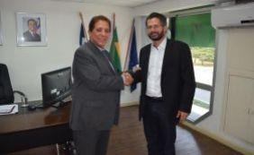 Conforme antecipado pela Metrópole, Flávio Gonçalves assume direção do Irdeb