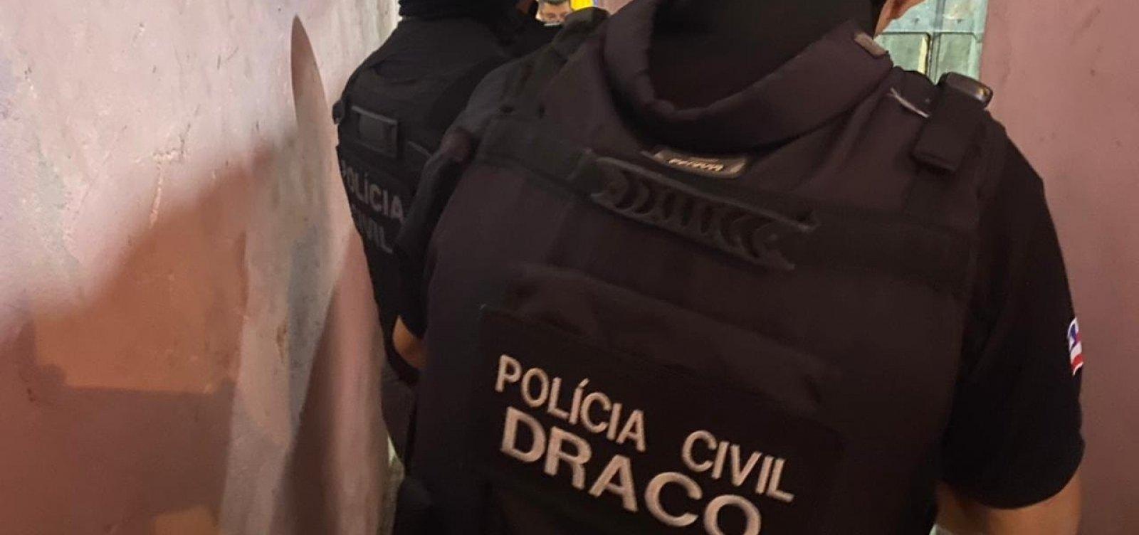 Em confronto com polícia, suspeitos de ataques a bancos na Bahia são mortos em Salvador