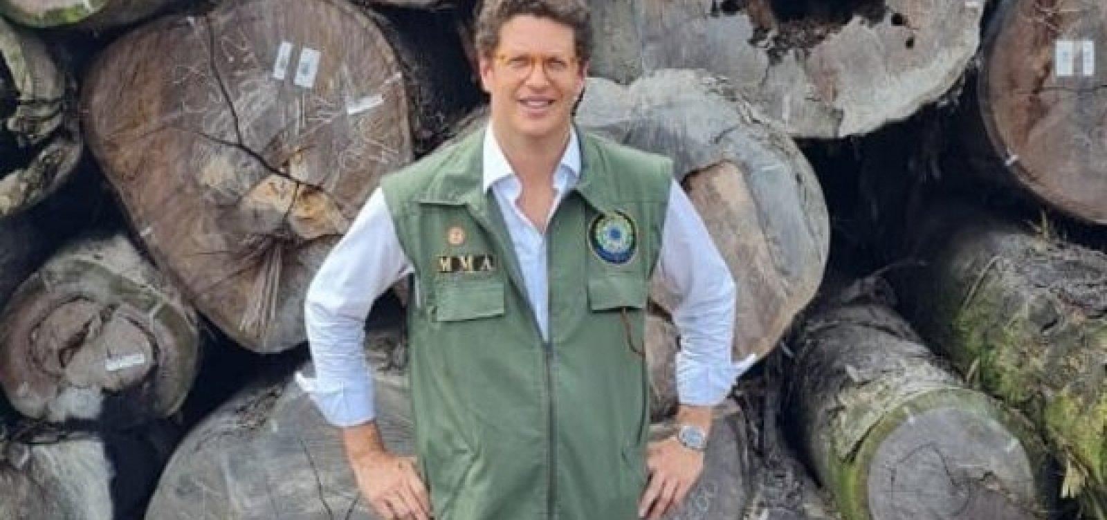 Ex-ministro do Meio Ambiente, Ricardo Salles estuda se lançar deputado em 2022