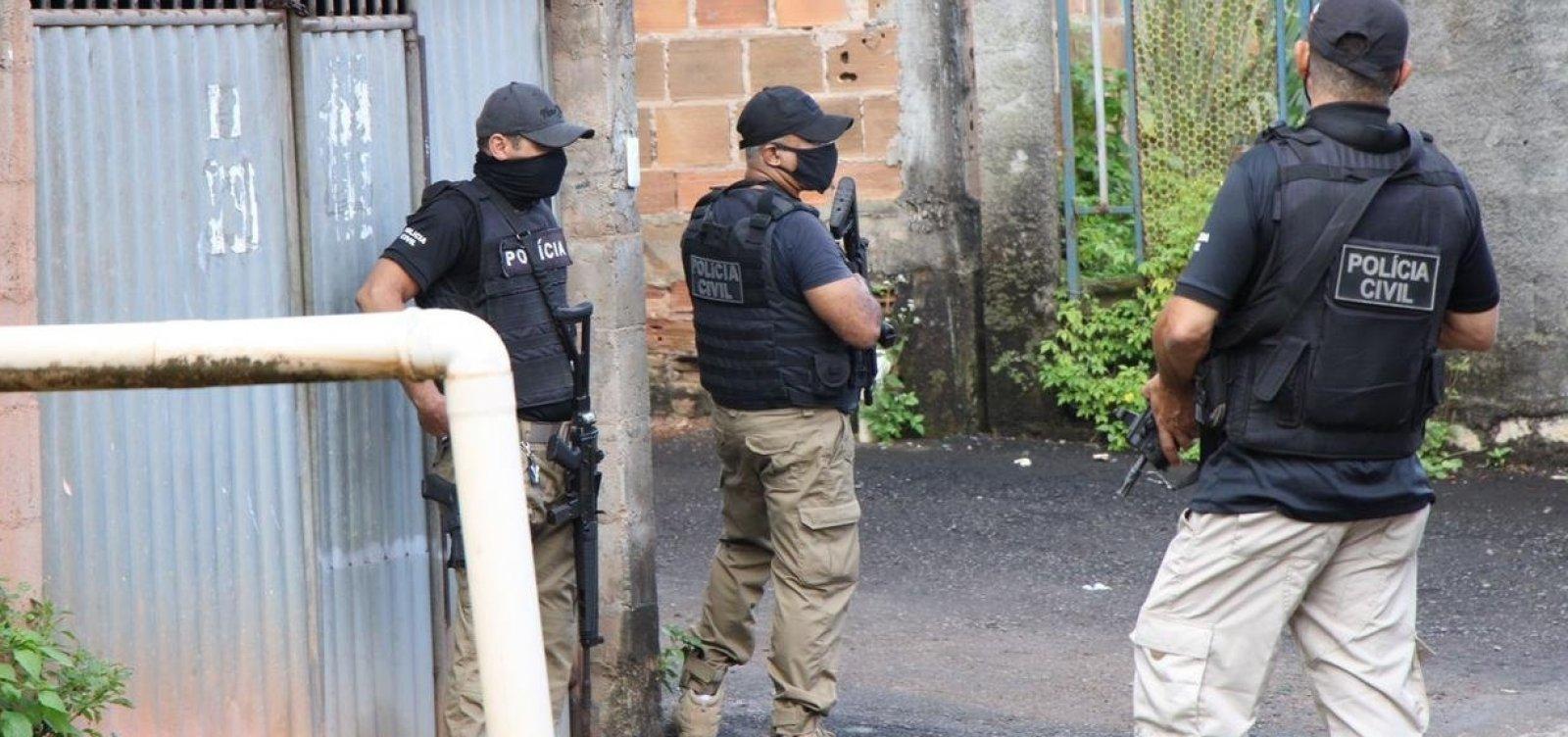 Apenas 22% dos assassinatos ocorridos na Bahia são esclarecidos, aponta pesquisa