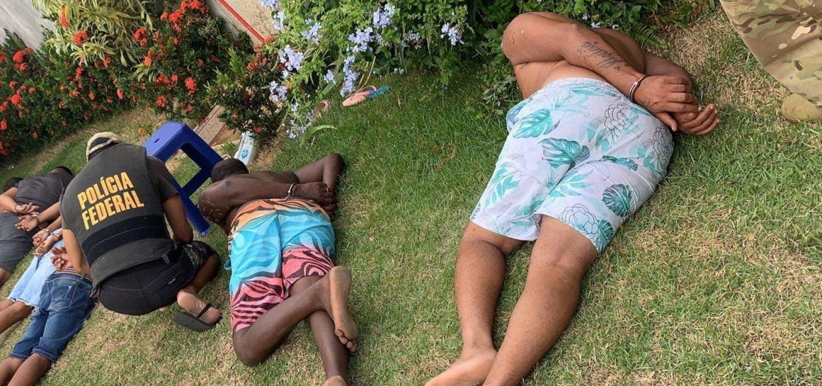 Val Bandeira e mais dois comparsas são presos em Pernambuco