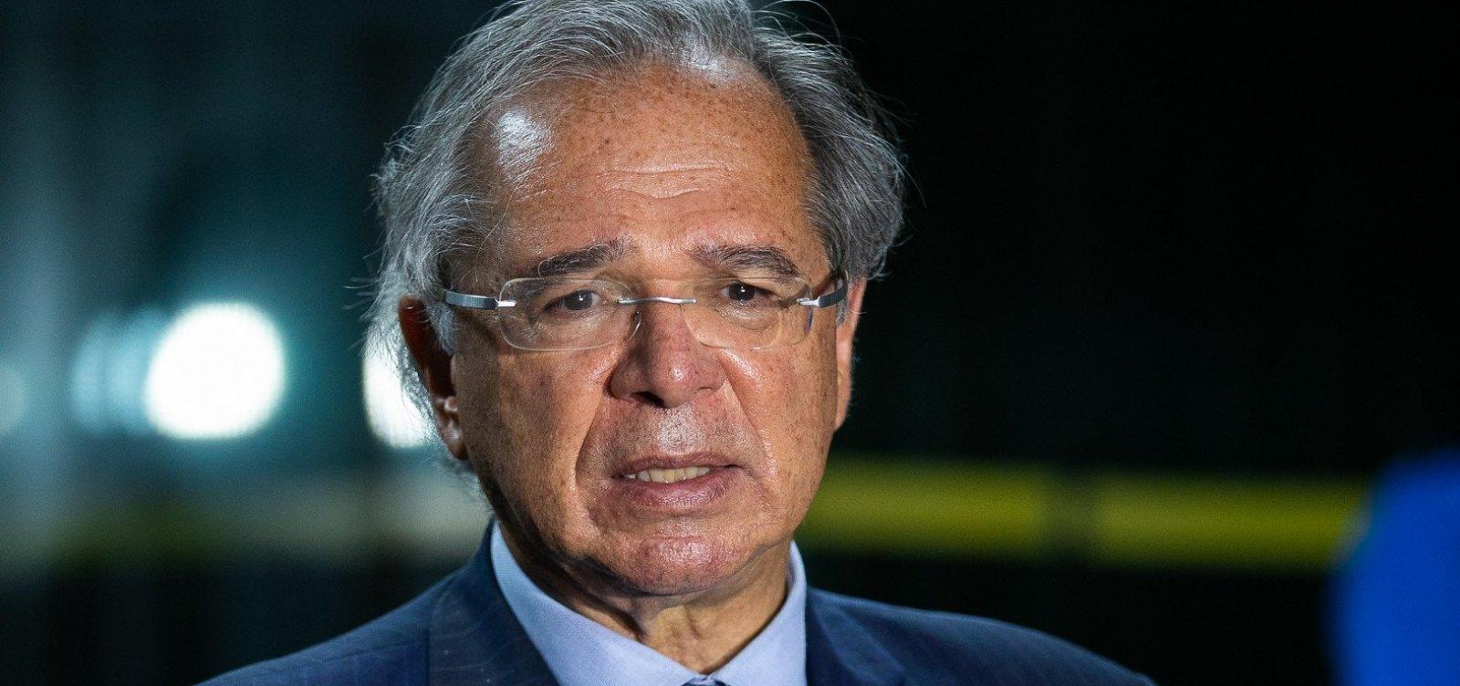 Reformas tributária e administrativa serão aprovadas até o final do ano, diz Guedes nos EUA