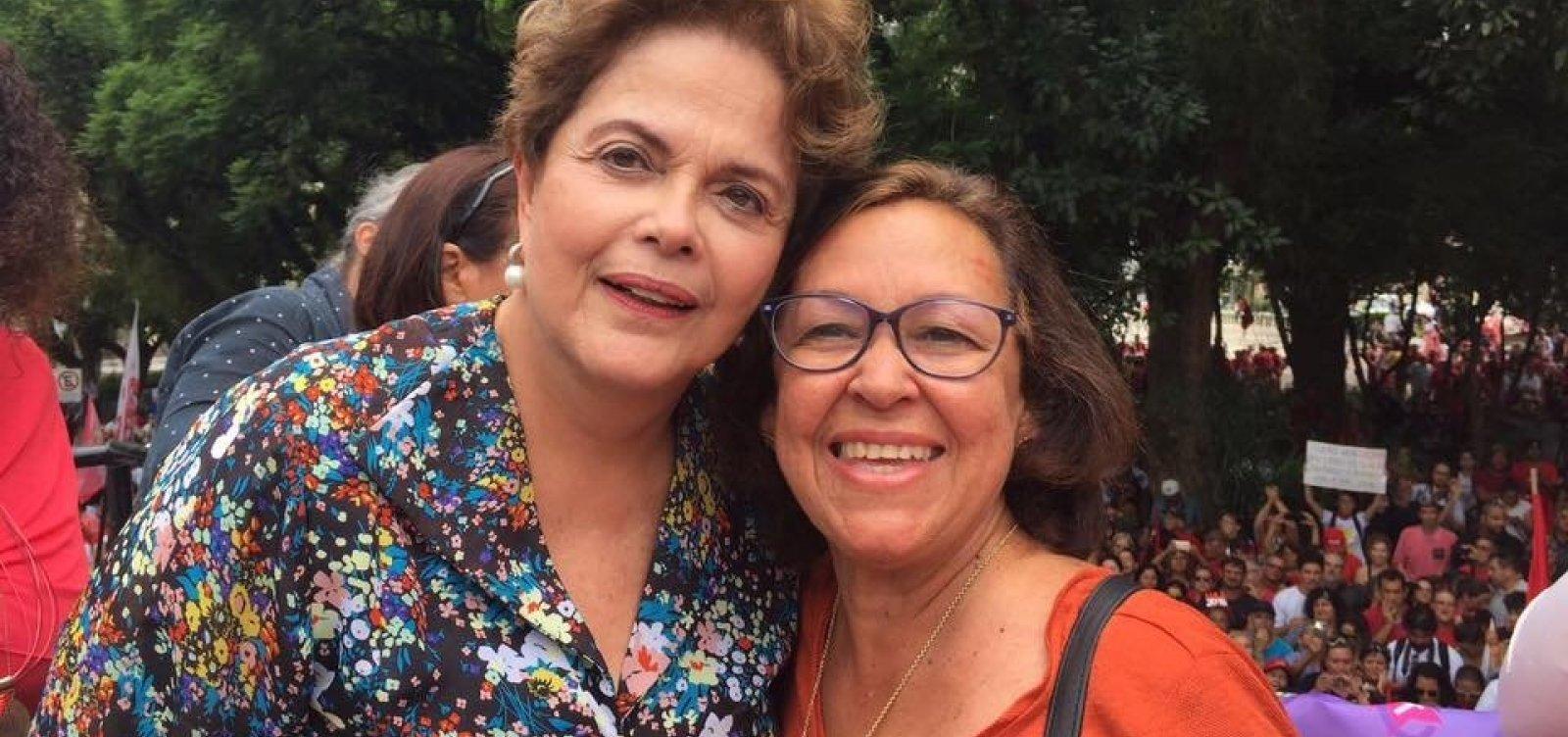 """Lídice afirma que Ciro """"agiu mal"""" ao atacar Dilma: """"Não vamos aceitar"""""""