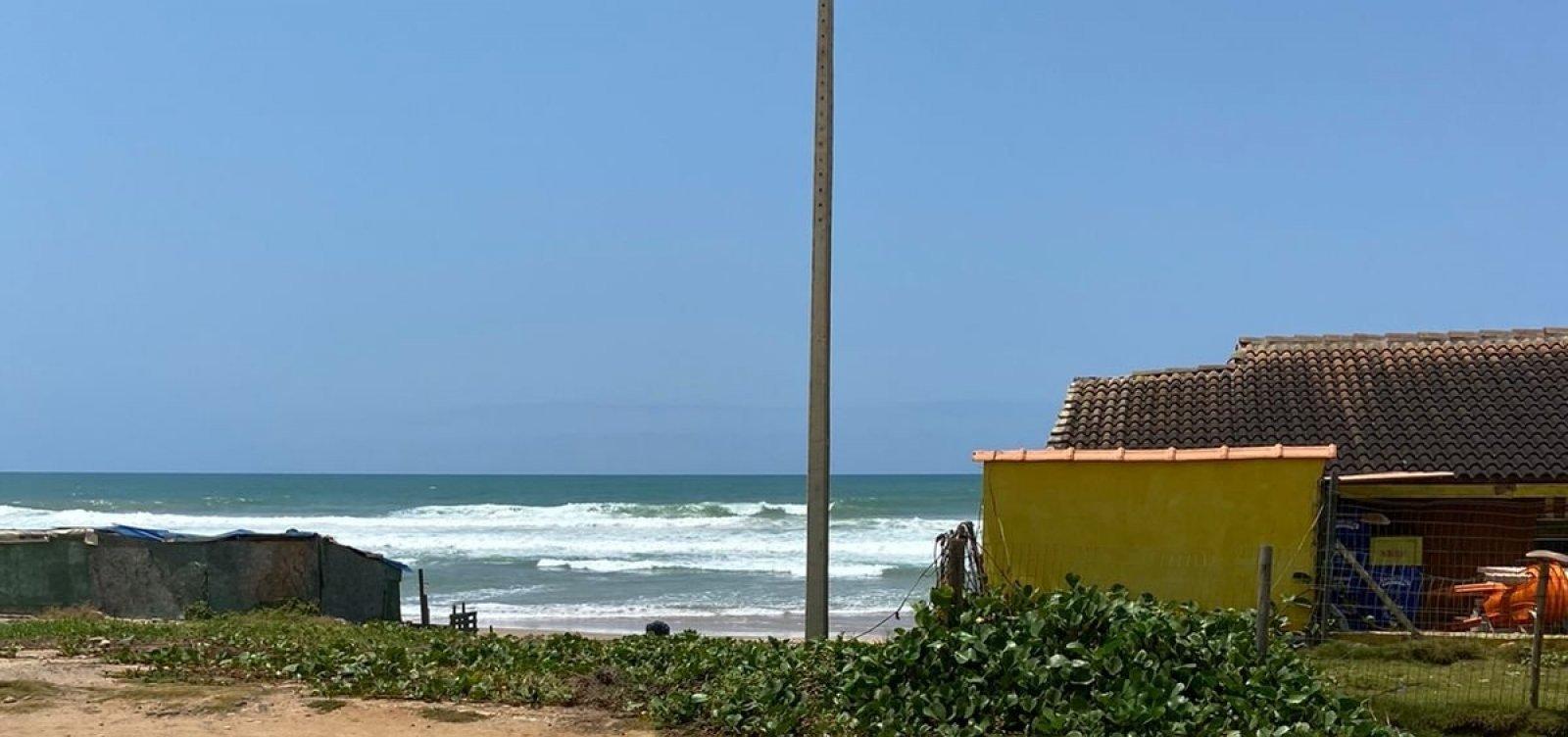 Corpo de homem que desapareceu após mergulho na praia de Ipitanga é encontrado