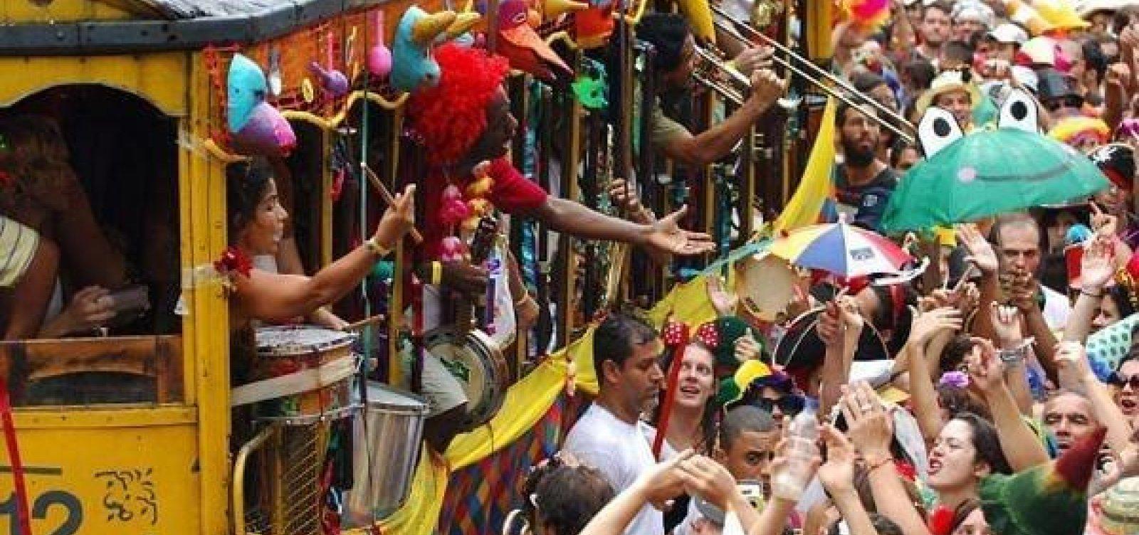 Carnaval seguro no Rio exige vacinação de 80% da população, apontam Fiocruz e UFRJ