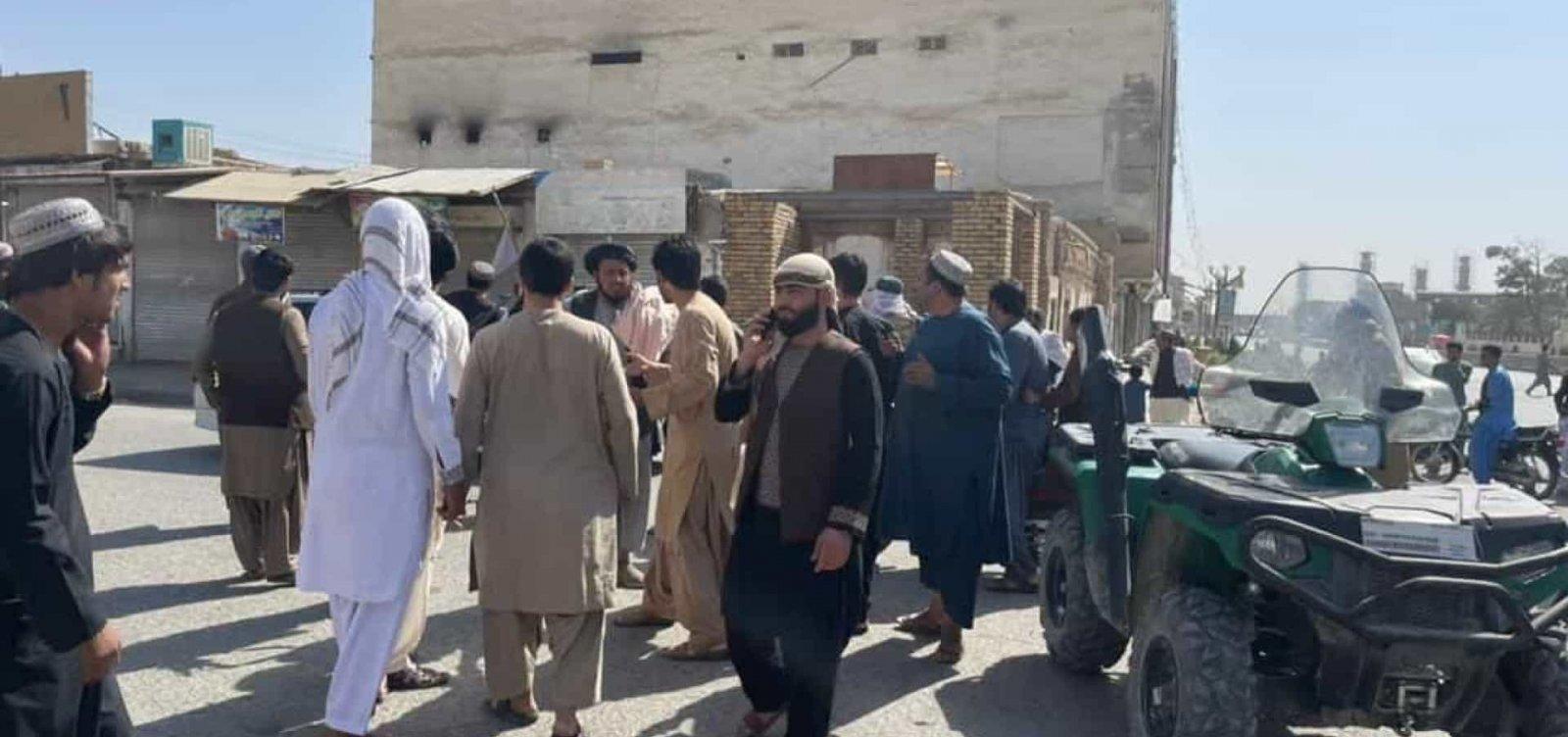 Nova explosão em mesquita xiita no Afeganistão deixa ao menos sete mortos