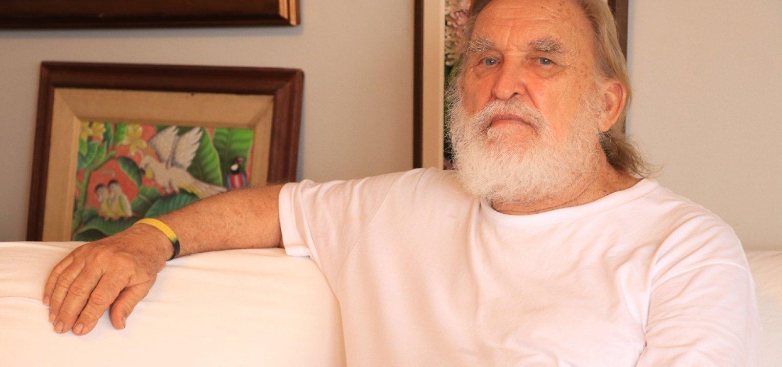 Velejador Aleixo Belov vai receber título de cidadão soteropolitano