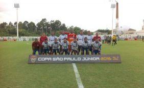 Bahia perde para o América-MG e é eliminado da Copa São Paulo
