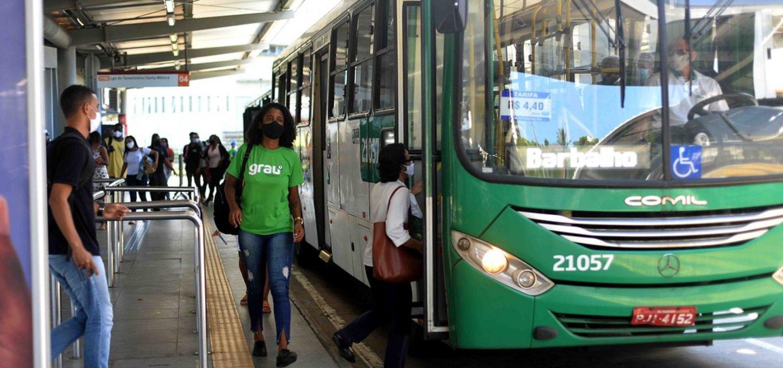 Cinco linhas de ônibus de Salvador serão desativadas neste sábado; veja o que muda